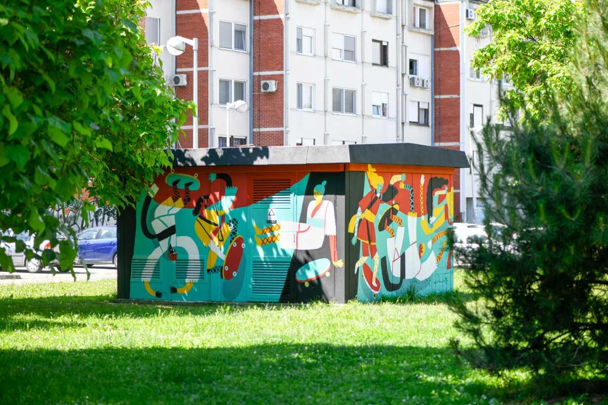 Mural na TS u Španskom